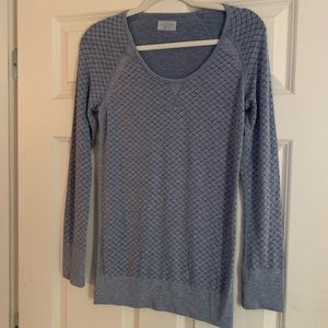 Athleta long sleeve